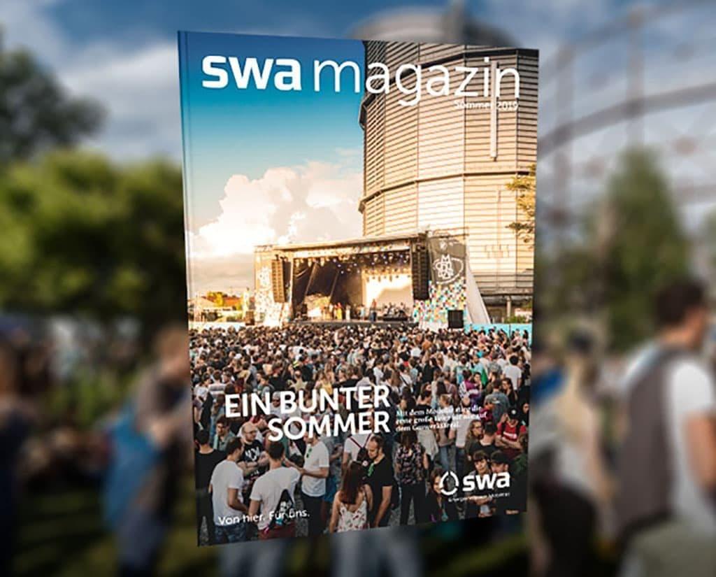 Filmreifer Sommer in Augsburg