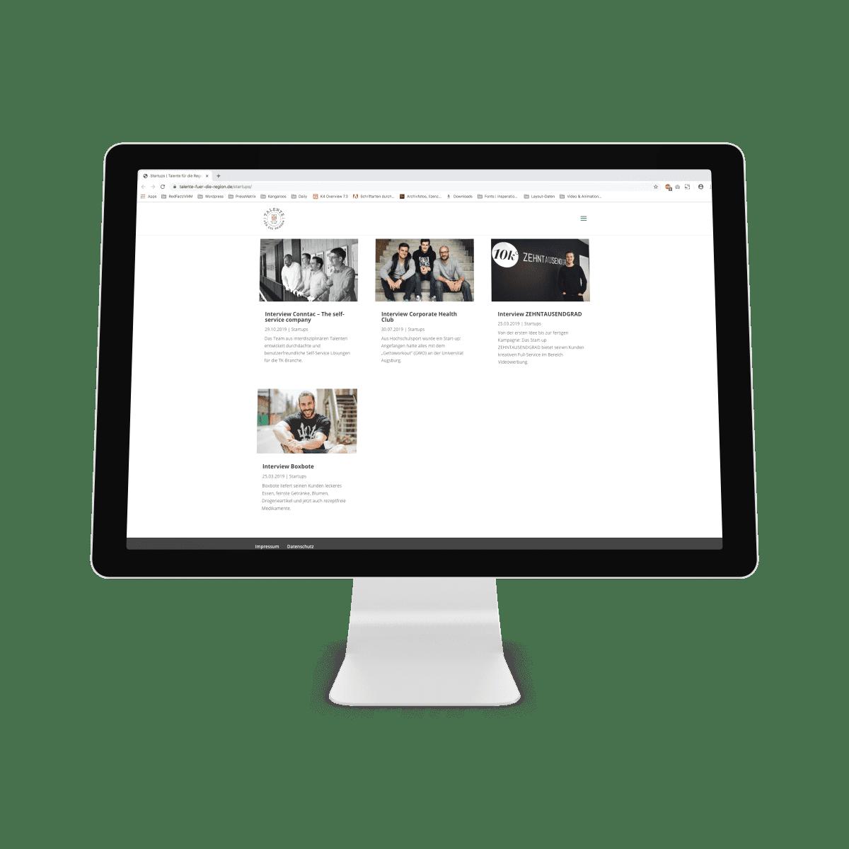 Content Marketing_talente_Website