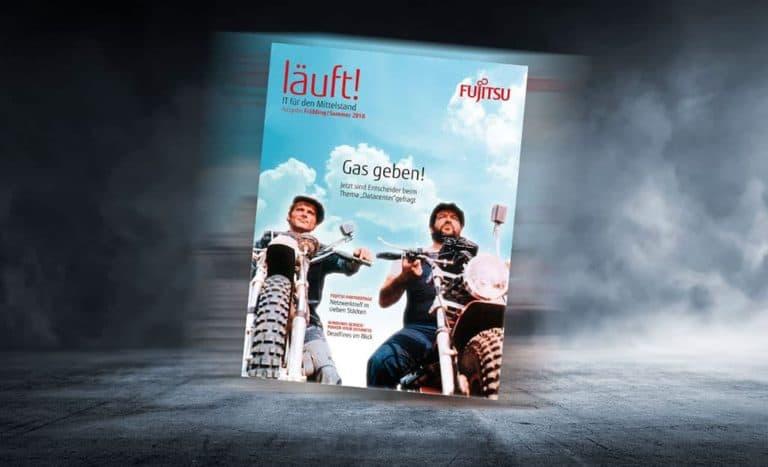 Fujitsu - So läuft! das!