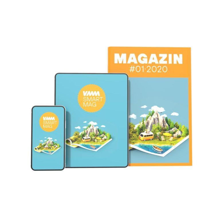 Smarte Digitalmagazine für Ihre Kommunikation