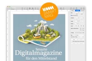 Das VMM-SMART-MAG: Ein smartes Digitalmagazin für den Mittelstand.