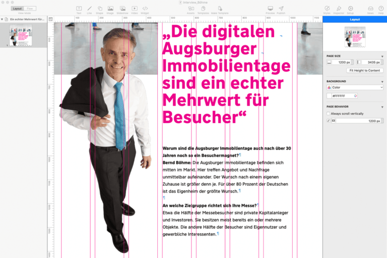 Digitalmagazin Augsburger Immobilientage